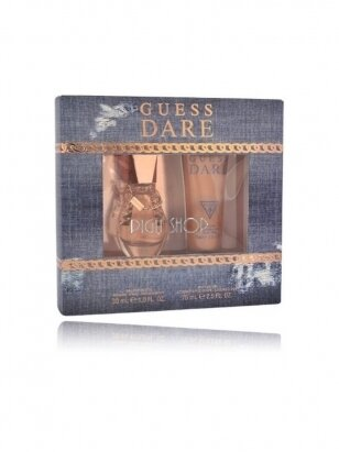 Guess Double Dare EDT + BL