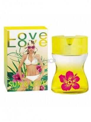 Morgan Love Love Sun & Love  EDT