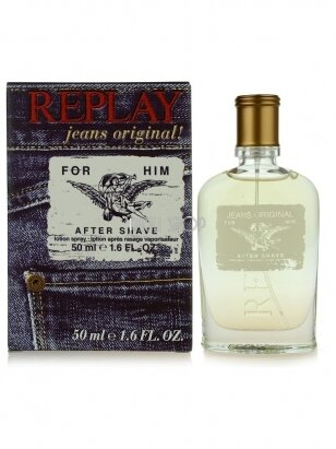 Replay Jeans Original for Him  EDT