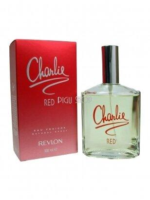 Revlon Charlie Red EDT