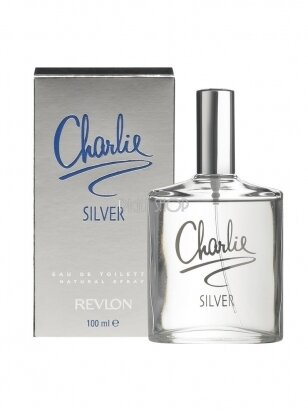 Revlon Charlie Silver  EDT