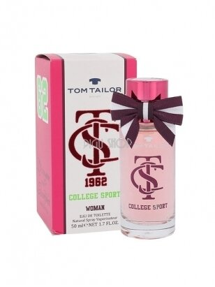 Tom Taylor College Sport Woman EDT